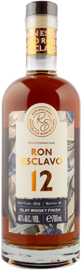 Billede af Ron Esclavo 12 Limited Edition Islay Whisky Finish